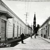 AVENIDA M OCAMPO Hacia 1945