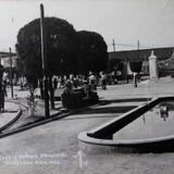 PARQUE Y JARDIN Hacia 1945
