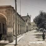 PORTAL HIDALGO Hacia 1930