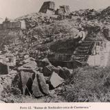 LAS RUINAS Hacia 1900