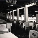 Comedor del Hotel Las Anclas