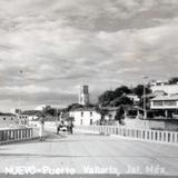 PUENTE NUEVO Hacia 1950