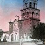 IGLESIA PANORAMA Hacia 1945