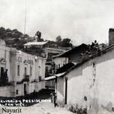 VISTA AL CALVARIO Y PRESIDENCIA Hacia 1945