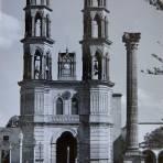 LA FUENTE Y La catedral Hacia 1945