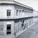PANORAMA Y HOTEL PALACIO Hacia 1945