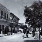 CALLE 16 DESEPTIEMBRE PANORAMA Hacia 1945