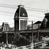 EDIFICIO DE LA ADUANA Hacia 1920