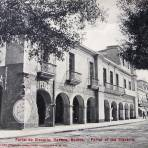 PORTAL DE CLAVERIA Hacia 1907