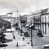 CALLE FRANCISCO I MADERO Hacia 1945