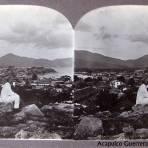 PAISAJE PANORAMA Hacia 1909