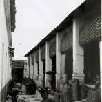 INTERIOR DEL MERCADO Hacia 1945