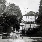 PLAZA PRINCIPAL PANORAMA Hacia 1945