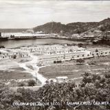 DIQUE Y PANORAMA Hacia 1945