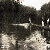 BALNEARIO DE AXOROPAN Hacia 1930