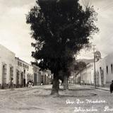 AVENIDA FRANCISCO I MADERO PANORAMA Hacia 1945