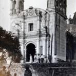 IGLESIA LA SOLEDAD Hacia 1945