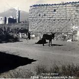 VIDA COTIDIANA PANORAMA por el famoso fotografo HUGO BREHME Hacia 1930