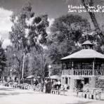 ALAMEDA JUAN SARABIA Hacia 1945