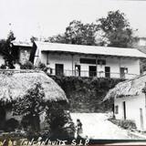 ESCENA CALLEJERA PANORAMA Hacia 1945