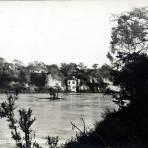 EL RIO VALLES PANORAMA Hacia 1945