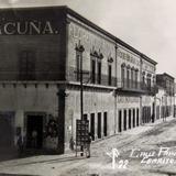 CALLE PRINCIPAL PANORAMA Hacia 1930