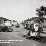 PROLONGACION DEL PASEO DE LOS HEROES Hacia 1945