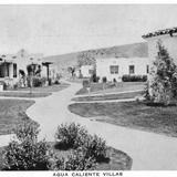 Villas en el balneario de Agua Caliente