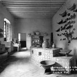 Cocina del Convento de Santa Mónica