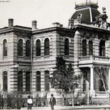 Edificio de la Aduana en Piedras Negras Coahuila Hacia 1927