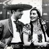 TIPOS MEXICANOS  TRAJE TIPICO 1930