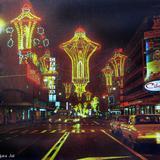 Avenida Juarez Guadalajara Jal  Hacia 1960