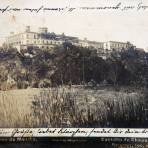 CASTILLO DE CHAPULTEPEC por el fotografo ABEL BRIQUETTE  Hacia 1910