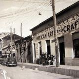 CALLE ELIAS Hacia 1945