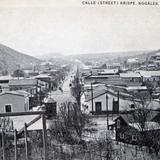 CALLE ARIZPE Hacia 1909