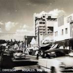 AVE. OBREGON Hacia 1945