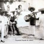 TIPOS MEXICANOS Mariachi Hacia 1945