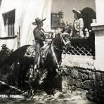 TIPOS MEXICANOS Noviando Hacia 1945