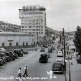 AVENIDA CAMPILLO Hacia 1945