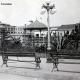 PLAZA LIBERTAD  PANORAMA Hacia 1945