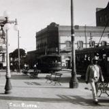 CALLE RIVERA PANORAMA Hacia 1914