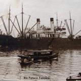 RIO PANUCO PANORAMA hacia 1916