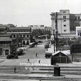 ENTRADA AL PUERTO Hacia 1930