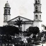 LA CATEDRAL PANORAMA Hacia 1930
