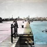 PANORAMA EL MALECON Hacia 1945 - Veracruz, Veracruz