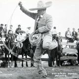 TIPOS MEXICANOS CHARROS por el fotografo MANUEL CARRILLO Circa 1945