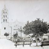 IGLESIA DESCONOCIDA Circa 1914
