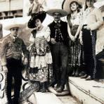 TIPOS MEXICANOS Charros de Cocula Jalisco circa 1945