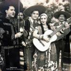 TIPOS MEXICANOS Mariachi de Cocula Jalisco circa 1945
