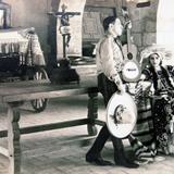 TIPOS MEXICANOS una Hacienda en los alrededores circa 1945